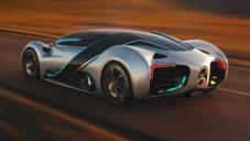 Hyperion ukázal svůj futuristický hypersport XP-1 s pohonem na vodík