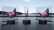 Xiaomi začalo vyrábět a prodávat první transparentní televizi Mi TV Lux