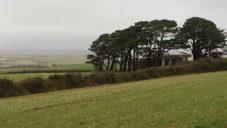 Peter Zumthor postavil v anglickém Devonu odpočinkové sídlo z betonu a skla
