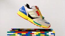 Adidas a Lego se spojili a vytvořili limitovanou edici bot ZX 8000