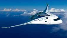 Airbus ukázal první tři koncept letadel ZEROe s pohonem na vodík bez emisí