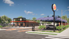 Burger King ukázal podobu restaurace budoucnosti na dobu po pandemii