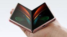Samsung vylepšil mobil Galaxy Z Fold2 5G rozkládací na tablet