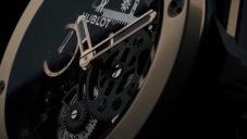 Hublot natočil výrobu nepoškrabatelných zlatých hodinek Magic Gold