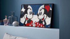Lego a Disney přichází s art edicí skládačky Mickey Mouse