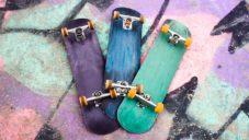 Francouzi vyvinuli skateboardové desky ze 100procentně recyklovaného plastu
