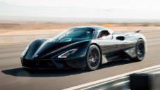SSC Tuatara je s 533 kilometry za hodinu nejrychlejším autem světa