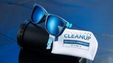 Yves Béhar navrhl pro Ocean Cleanup brýle z plastu vyloveného z moře