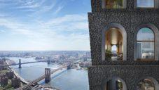 David Adjaye navrhl spolu s Aston Martin bytový dům 130 William v New Yorku