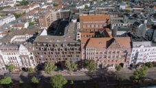 V Berlíně postavili kvůli lepšímu splynutí s okolím nové bytové domy z cihel
