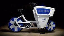 V Paříži vyvinuli jízdní kolo pro lékaře do dopravou přetížených oblastí