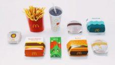 McDonald's zavádí po celém světě nové obaly pro jídlo i pití