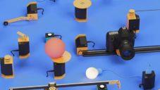 RGKit Play je speciální modulární kit s motory a světýlky pro kameramany