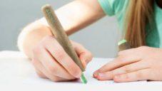 Scribit Pen je první plně kompostovatelný popisovací fix na světě