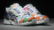 Adidas a Meissen vytvořili porcelánové ručně malované tenisky
