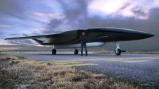 Aevum ukázalo velký autonomní dron Ravn X připomínající stíhačku