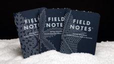 Field Notes vytvořili 99 999 zápisníků zdobených vždy unikátní vločkou
