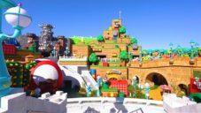 Japonsko otevře velký zábavní park ve stylu oblíbené hry Mario