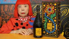 Yayoi Kusama navrhla pro Veuve Clicquot limitovanou láhev šampaňského