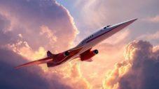 Nadzvukový letoun Aerion AS2 Supersonic Jet ukazuje svůj interiér
