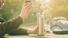 GoSun vyvinuli cestovní kávovar Brew poháněný sluneční energií