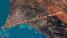 Saúdská Arábie postaví 170 kilometrů dlouhé město The Line bez aut
