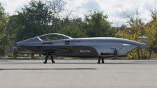 Airspeeder je první elektrické létající auto postavené na bázi dronů