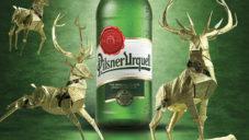 Pilsner Urquell modernizuje design láhve kvůli ušetření 106 tun odparu ročně