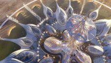 Vincent Callebaut navrhl futuristický Pollinator Park navštívitelný ve virtuální realitě