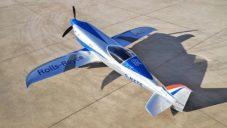 Rolls-Royce vyvinul sportovní letadlo s čistě elektrickým motorem
