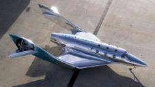 Virgin Galactic ukázal SpaceShip III pro turistické lety do vesmíru