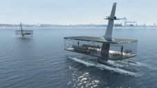 Captn Vaiaro je autonomní elektrický přívoz pro ekologickou veřejnou dopravu