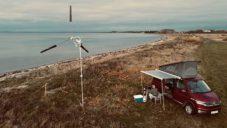 KiteX vyvinuli mobilní větrnou elektrárnu Wind Catcher složitelnou do 15 minut