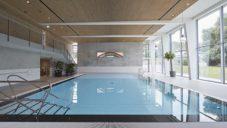 Stuttgart renovoval 160 let staré lázně a citlivě jim ponechal styl z 50. let
