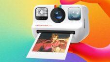 Polaroid Go je nejmenší analogový foťák Palaroid na světě