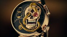 Louis Vuitton překvapil propracovanými hodinkami Tambour Carpe Diem