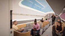 Virgin ukazuje podobu nádraží Hyperloop i interiér dopravních kapslí