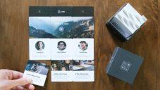 Wireframe Deck je sada 130 kartiček pro navrhování webů na stole