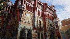 První dům od Antoni Gaudího v Barceloně je na pronájem na jedinou noc