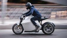 Davinci představují elektrickou motorku DC100 s efektním designem