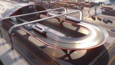 HyperPort odlehčí kamionové dopravě využitím hyperloop pro rozvoz kontejnerů