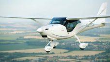 Slovenská značka Aeropro vyvinula moderní a komfortní dvoumístný letoun Vision