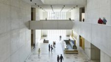 David Chipperfield dokončil po 12 letech švýcarské Kunsthaus Zürich