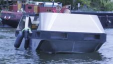 Vědci z MIT navrhli robotickou loď Roboat pro plavební kanály v Amsterdamu