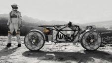 Měsíční motorka Tardigrade dostává hmatatelné obrysy pro pozemské jízdy