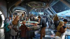 V roce 2022 se otevře zážitková realisitická loď Star Wars Galactic Starcruiser