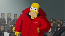 Simpsonovi udělali desetiminutovou reklamu na módní značku Balenciaga